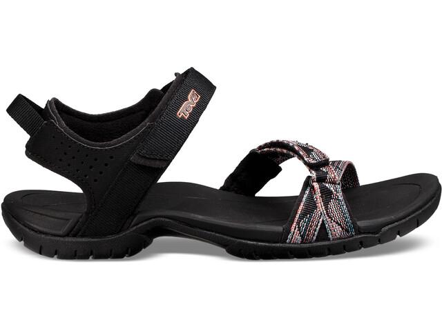 Teva W's Verra Sandals Suri Black Multi
